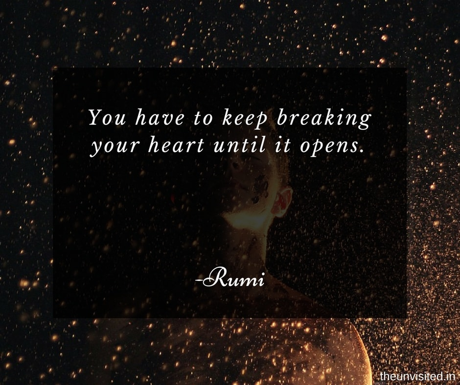 14 Rumi Quotes That Speaks Of The True Essence Of Love