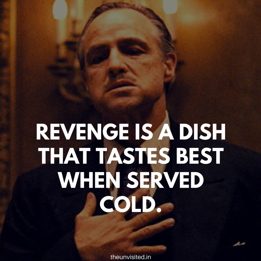 godfather quotes the unvisited movie hollywood Don Vito