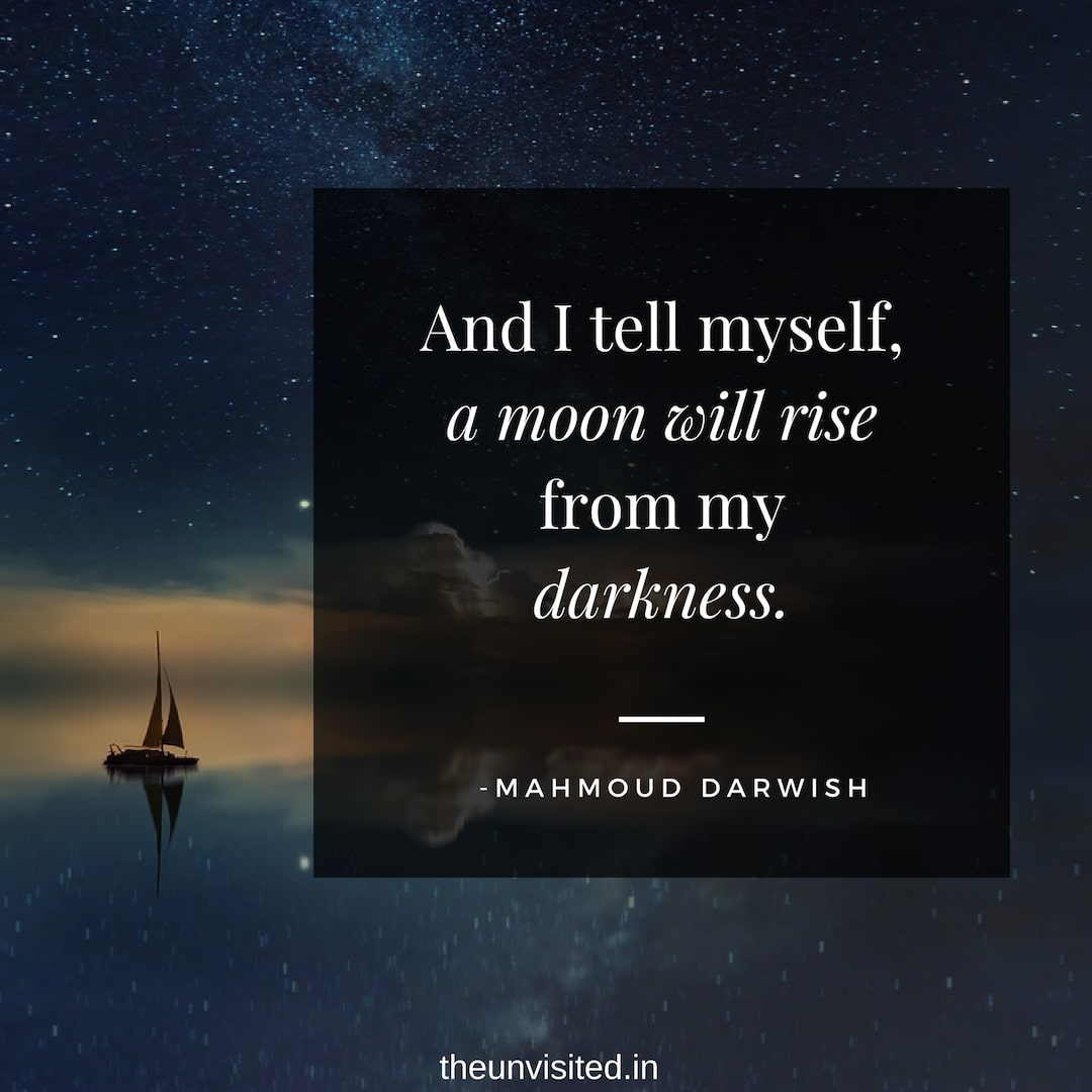 Image of: Heart Broken Mahmoud Darwish Quotes Romantic The Unvisited Love Poet Poem Couple Sad Romance Quote 1min The Unvisited Mahmoud Darwish Quotes Romantic The Unvisited Love Poet Poem Couple